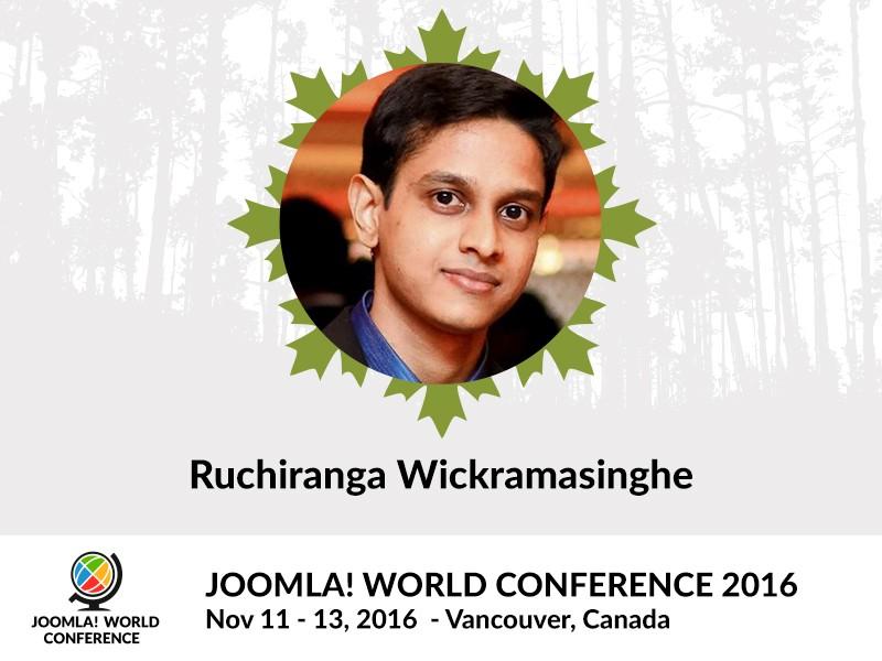 GSoC Student: Ruchiranga Wickramasinghe