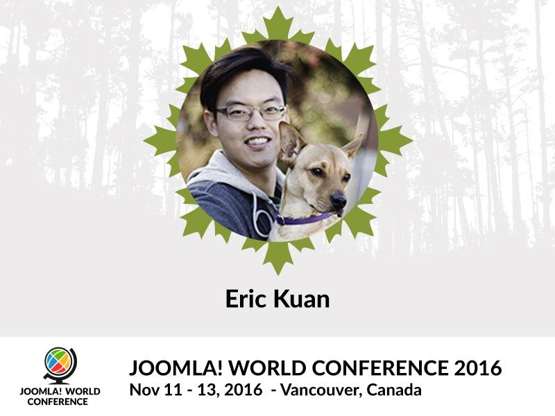 Keynote Speaker: Eric Kuan
