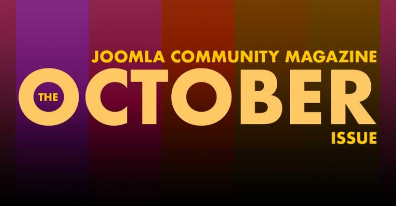 Joomla October Issue