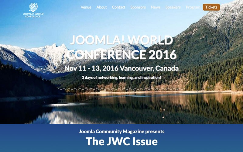 JCM presents The JWC Issue