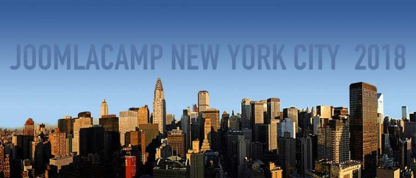 JoomlaCamp New York City 2018: what and why