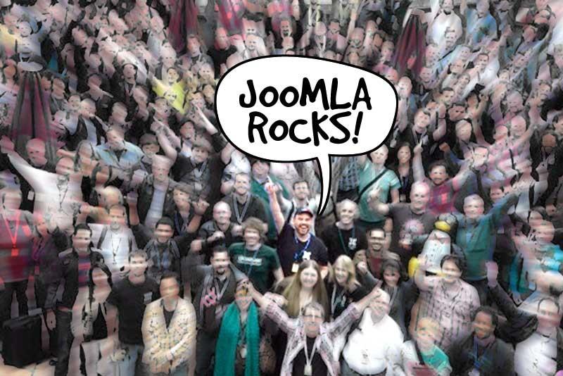 Joomla! is the People