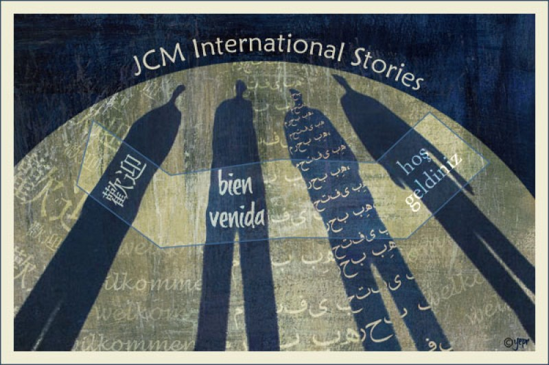 JCM International Stories - It Takes a Global Village