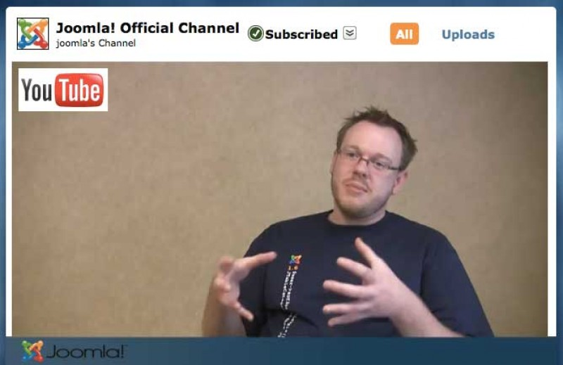 Interview with Matt Lipscomb - Broadcasting Joomla!