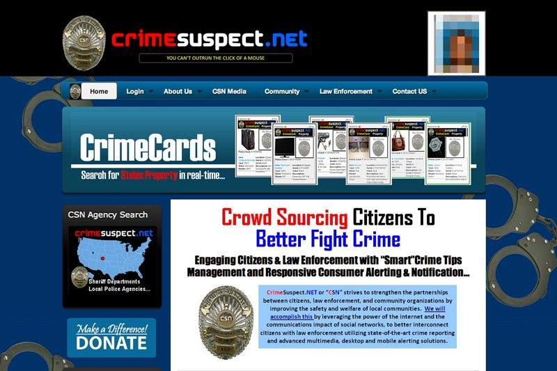 Case Study - CrimeSuspect.Net