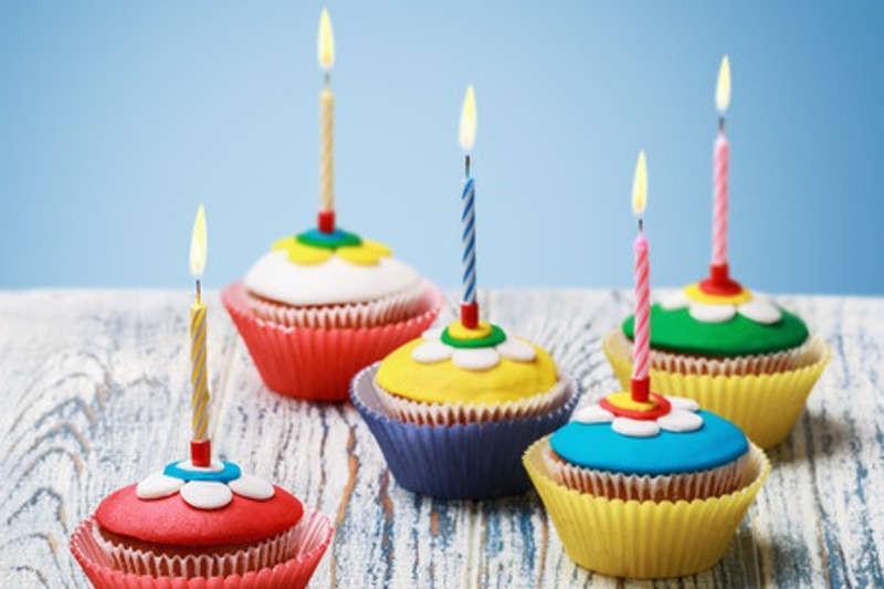 Happy 5th Birthday, JCM!