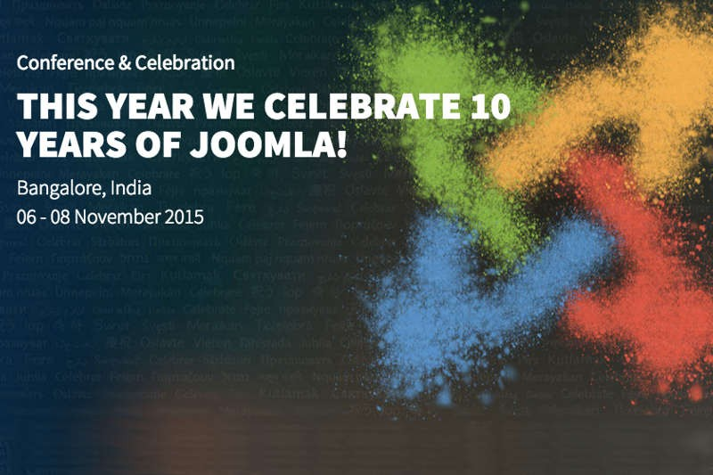 Joomla Goes to India