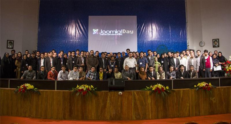 دومین روز جوملا در ایران برگزار شد.