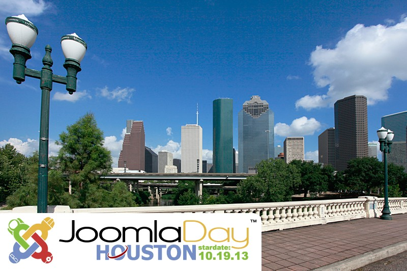Houston, We Have a JoomlaDay!