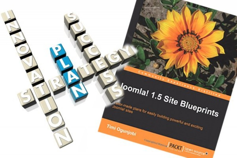 "Review ""Joomla! 1.5 Site Blueprints"""