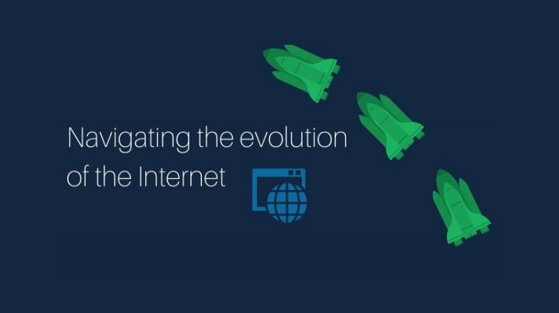 La evolución de Internet desde el paraíso nerd a un ecosistema de consumo