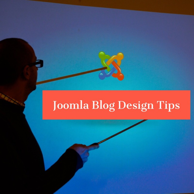 The Only 4 Joomla Blog Design Tips You'll Ever Need
