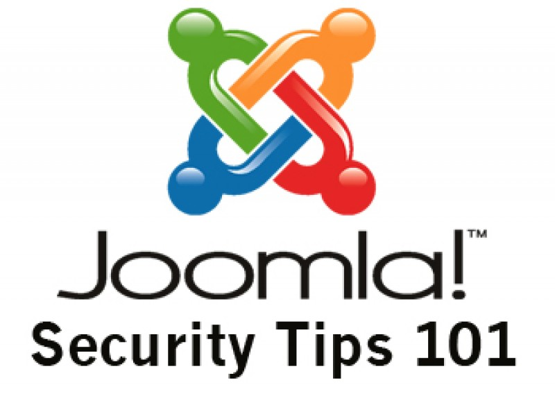 Joomla Security Tips 101