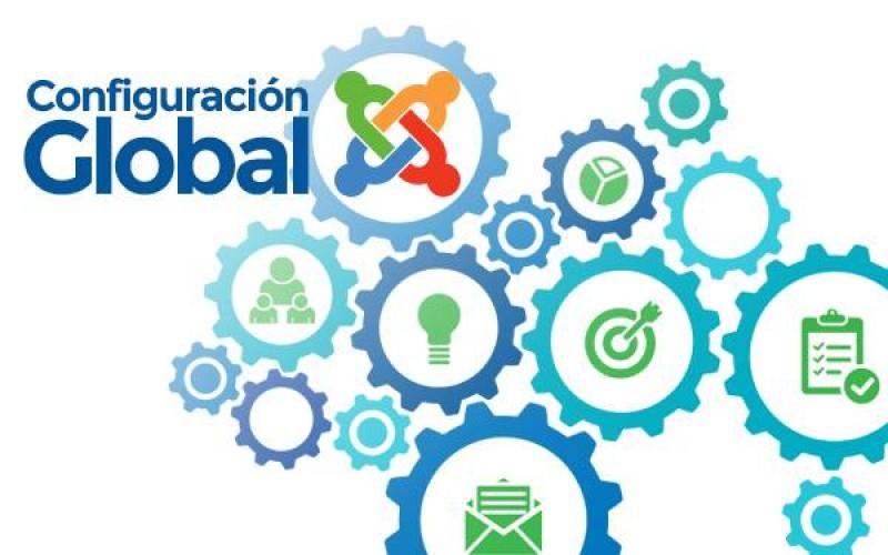 Introducción a la configuración global de Joomla! Parte 1
