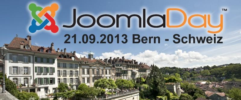 The 2nd JoomlaDay Switzerland 2013 in Berne