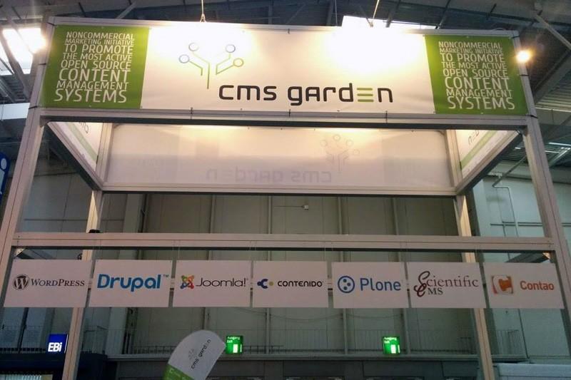 CMS-Garden en plein essor !