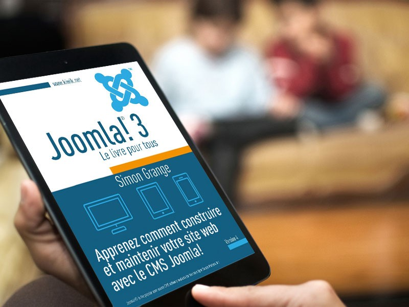 Joomla! 3 Le livre pour tous ou l'art de partager un savoir