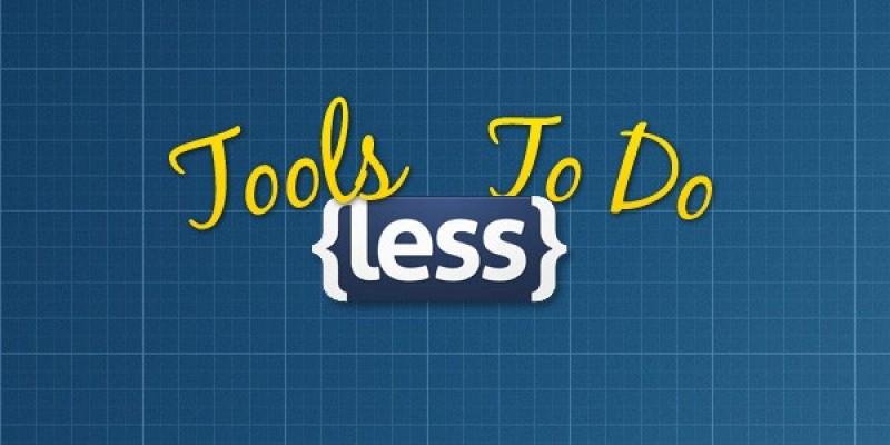Tools für LESS