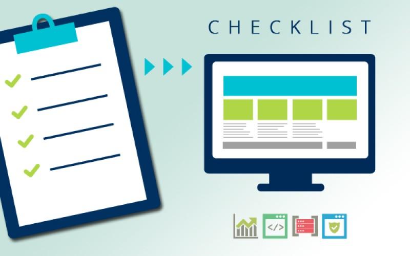 Ultimo Checklist antes de entregar nuestro sitio Joomla!