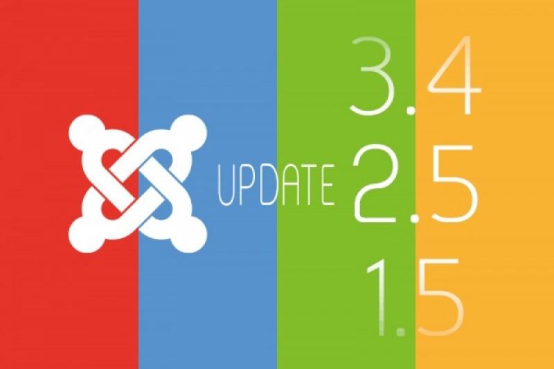 Annonce de la création du Update Working Group