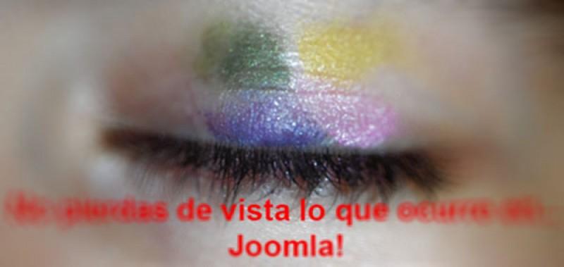 No pierdas de vista lo que ocurre en Joomla!
