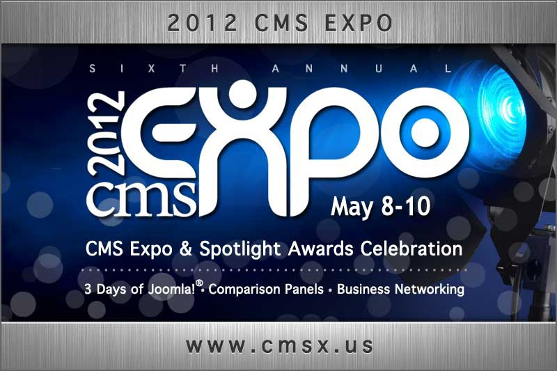 2012 CMS Expo Learning and Business Conference