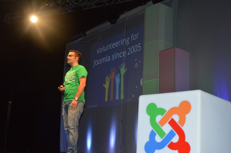 Focusing on Joomla!