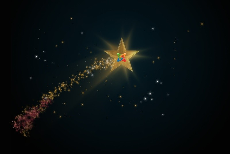 Joomla! is shooting for the stars....