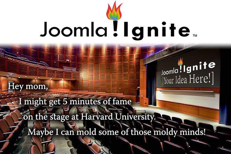 Can you Light a Fire in the Joomla! Community?
