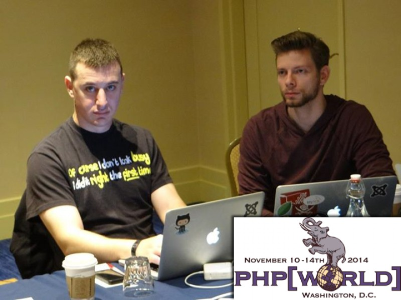 Outside the Box: Joomla! at php[world] Conference