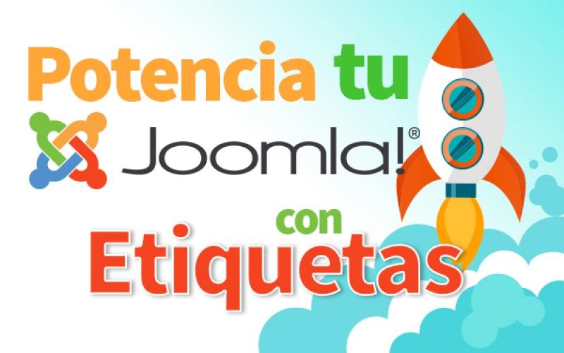 Potencia tu Joomla! con Etiquetas