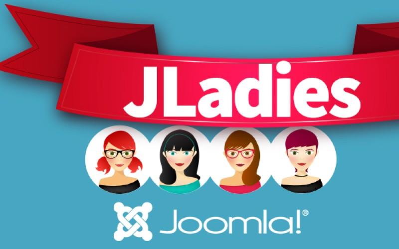 JLadies - fuerza femenina Joomla!