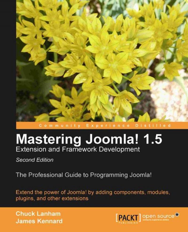 The Joomla! Developer's Bible