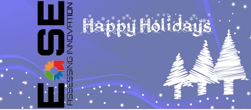 Happy Holidays from Team EaSE!