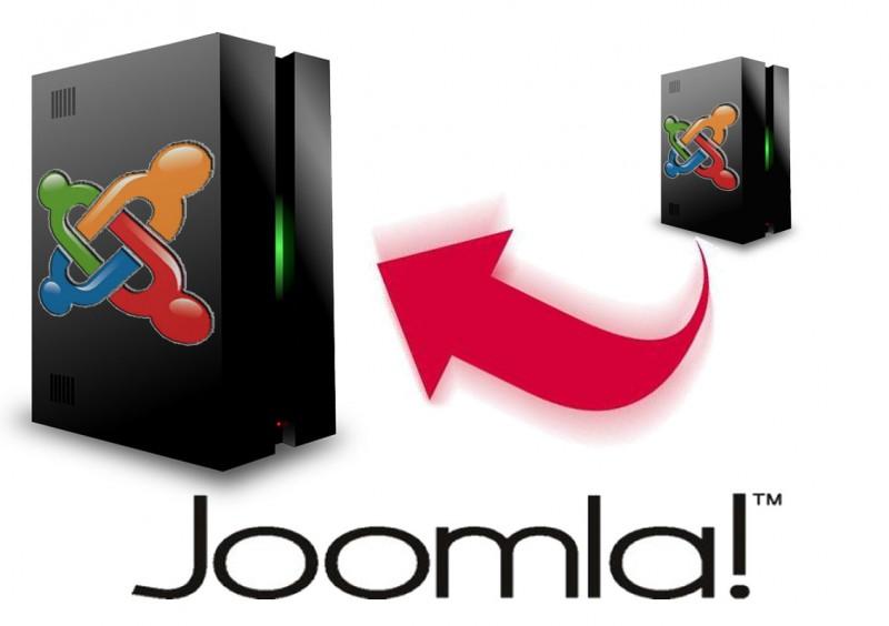 Cómo puedes cambiar Joomla de un servidor a otro