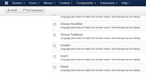 joomla32 idiomas