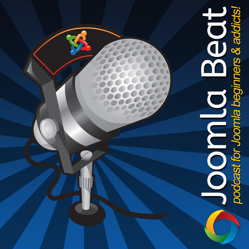 joomla beat podcast logo