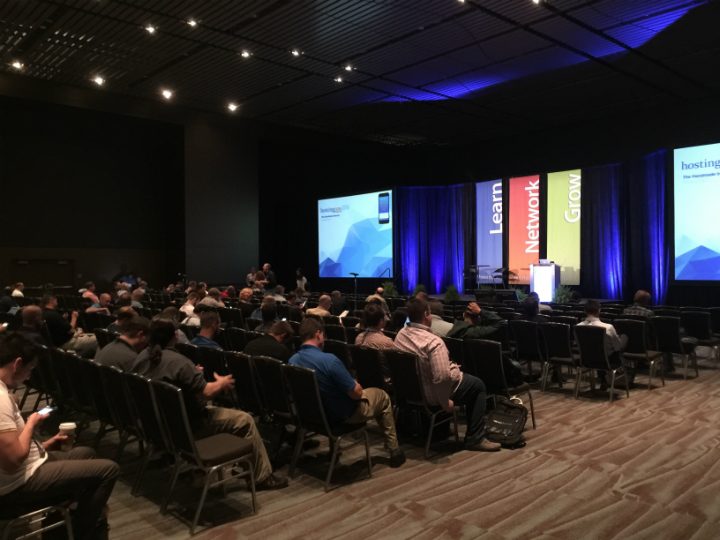 HostingCon Global Keynote