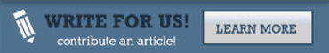 Write for us. Contribute an article