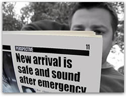 Joomla birth announced