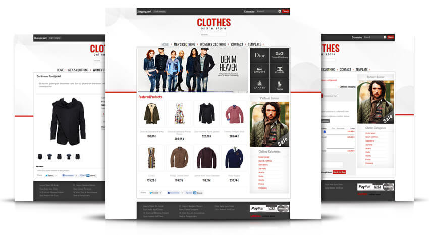 top fashion virtuemart templates