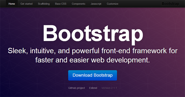 Bootstrap for Joomla 3.0