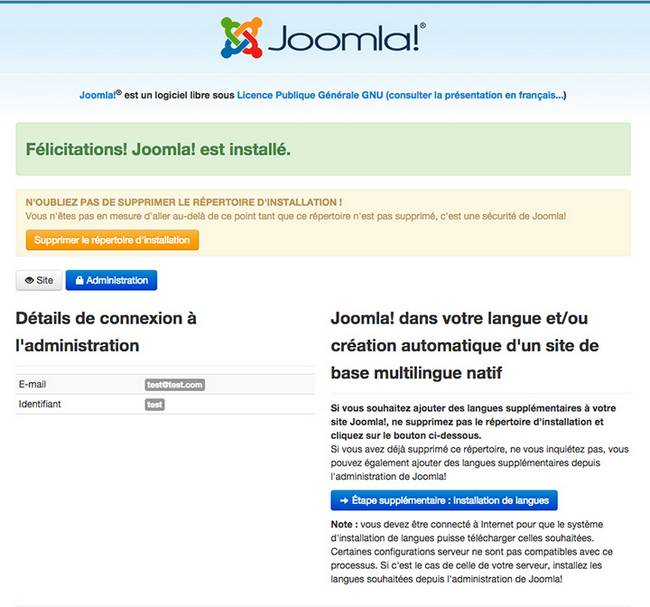 validation joomla